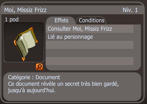 Moi, Missiz Frizz