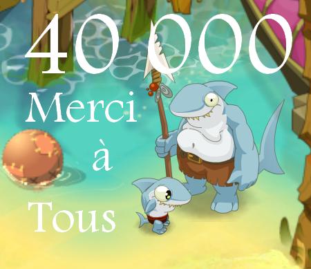 40 000 vues!