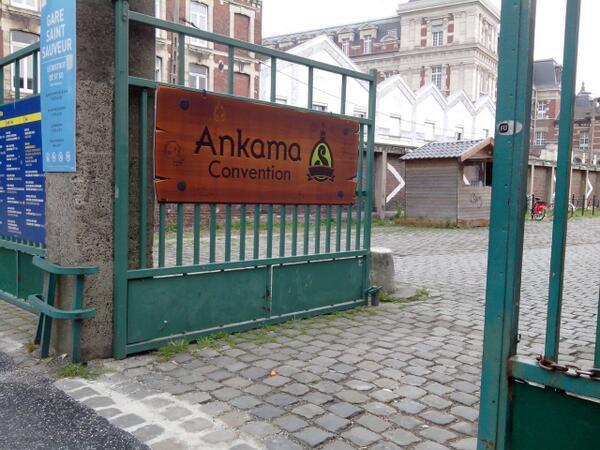 Ankama Convention Vendredi 2 Mai Découverte
