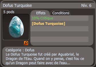 La quête du Dofus Turquoise / 3ème partie: Les Larmes Turquoise
