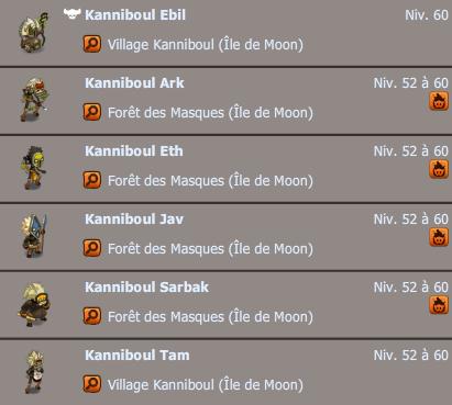 Monstres de l'île de Moon 2.30