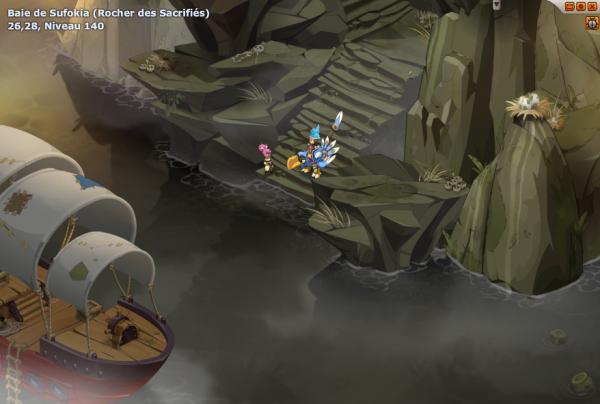 Screenshots Quête Dofus Turquoise