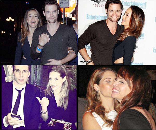 Voici 4 de mes photos coup de coeur du cast de Nikita ensemble, ou du moins une partie, laquelle préfère-tu?