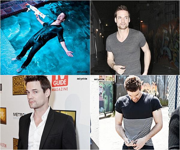 Voici 4 de mes photos préférés de Shane West, impossible de choisir. Laquelle préfères-tu?