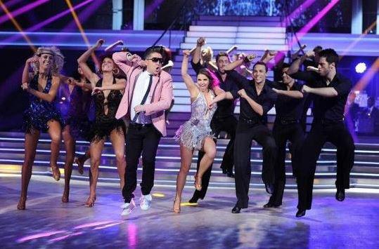 Gangnam style.