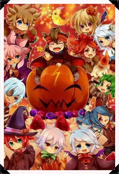 Chapitre spécial halloween (partie 1)