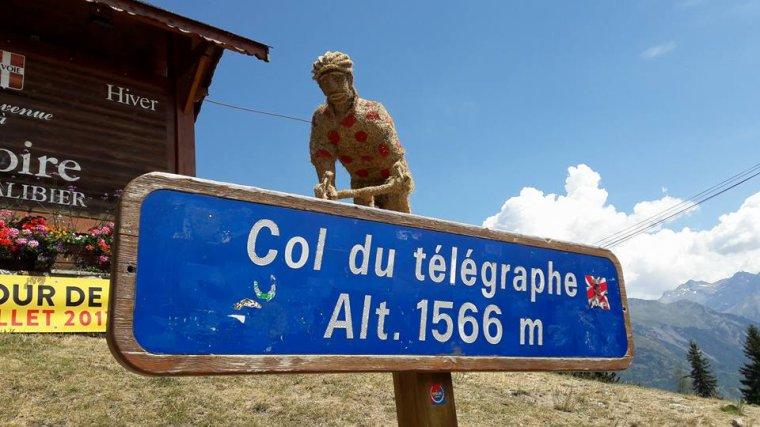 VALLOIRE COL DU TELEGRAPHE