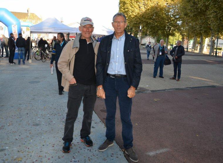 JOURNEE AVEC LES PROS SUR LA COURSE PARIS/GIEN - BOURGES