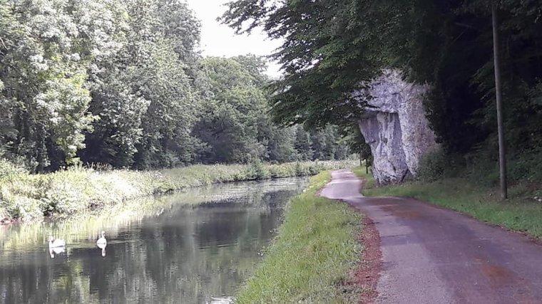 QUELQUES JOURS SUR LA VELOROUTE DU CANAL DU NIVERNAIS