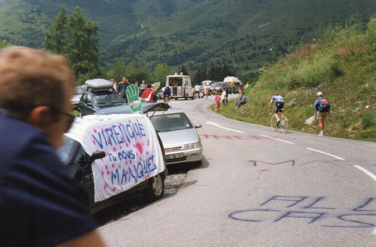 TOUR DE FRANCE 1998