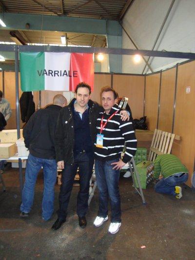 VIAJE AL 59 CAMPEONATO DEL MUNDO TOURS 2011