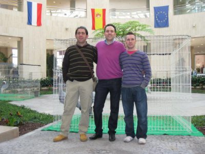 EN EL MUNDIAL DE MATOSINHOS 2010