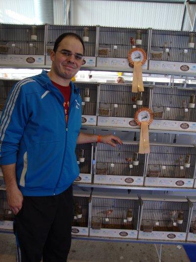 VISITA AL MUNDIAL DE ALMERIA 2012