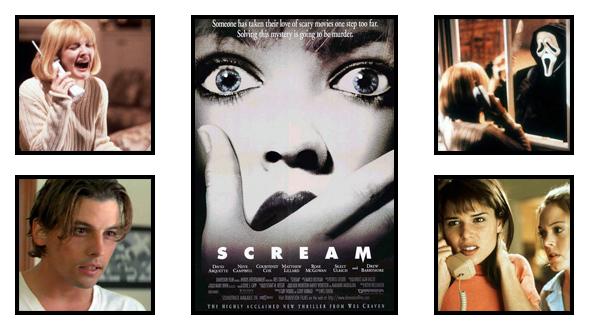 × Scream ×