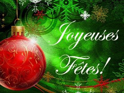 Joyeux noël & un bonne année à tous !