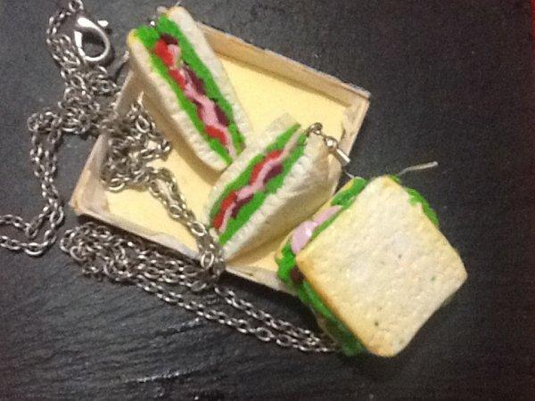 Parure sandwich