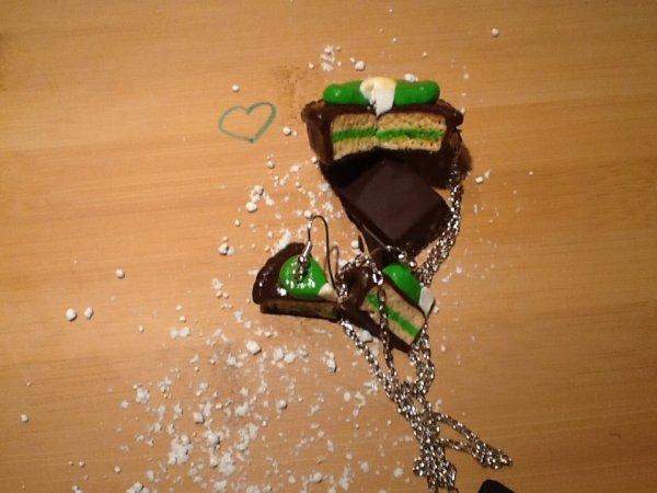Parure gâteau