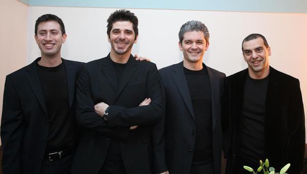 L'équipe de choc de la tournée 2011 !!!