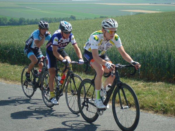 Lundi 9 Juin 2014 --- Course Cycliste de Dampierre sur Moivre, Pass'Cyclisme