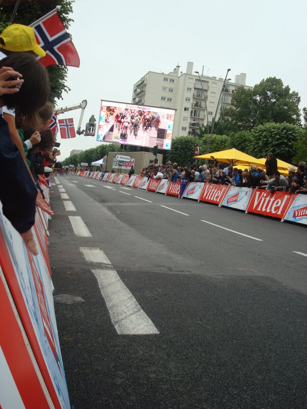 #6 Tour de France, ARRAS-REIMS --- Jeudi 10 Juillet 2014, l'Arrivée à Reims