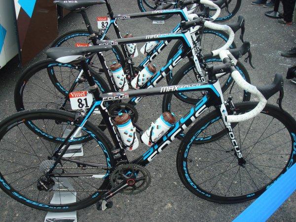#8 Tour de France, TOMBLAINE-GERARDMER --- Samedi 12 Juillet 2014, le départ à Tomblaine