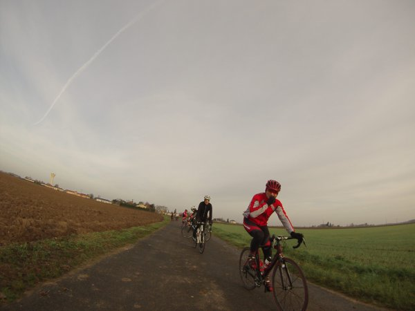 Dimanche 23 Novembre 2014 --- Rencontre Cyclo UCVF et CB 52