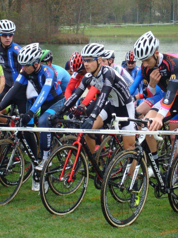 07/12/2014 --- Championnat de Champagne-Ardenne de Cyclo Cross à Connantre, Les Classements