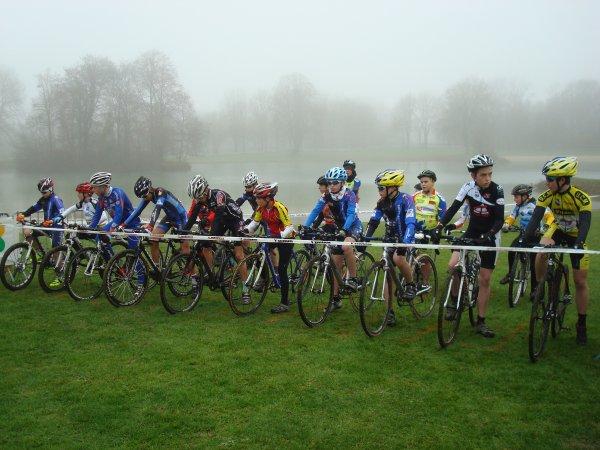 07/12/2014 --- Championnat de Champagne-Ardenne de Cyclo Cross à Connantre