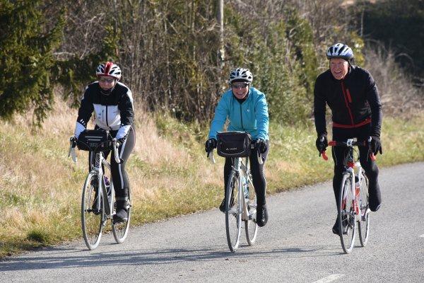 Dimanche 8 Mars 2015 --- Randonnée Cycliste de Frignicourt