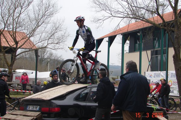 Dimanche 15 Mars 2015 --- TRJV de Sermier/Pourcy, Les Résultats