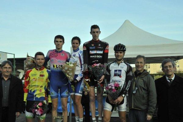 Samedi 19 Décembre 2015 --- Cyclo Cross de Vitry le François, Tous les Résultats