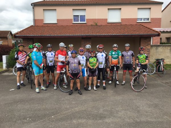 Mercredi 01 Juin 2016 --- Sortie Cyclo