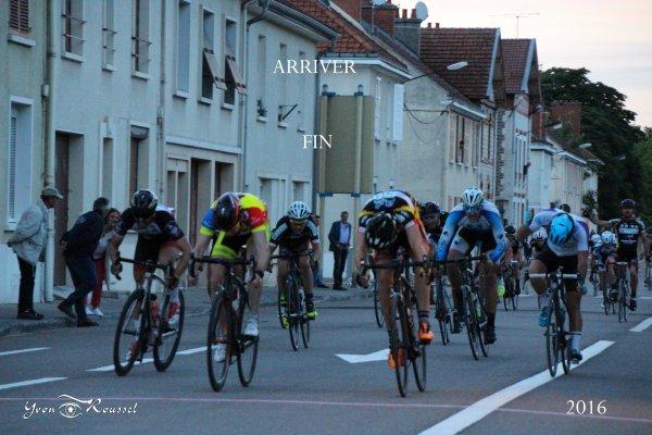 Vendredi 17 Juin 2016 --- Prix Cycliste de la Ville de Vitry le François