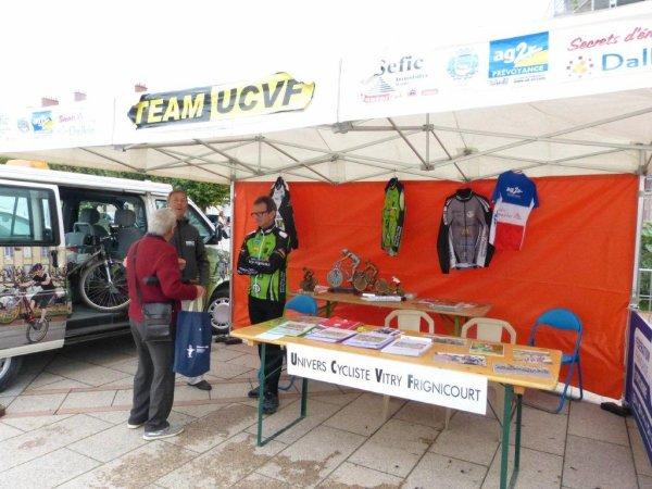UCVF --- Fête du Sport 2016