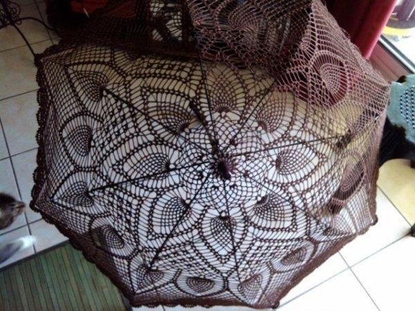 ombrelle chocolat