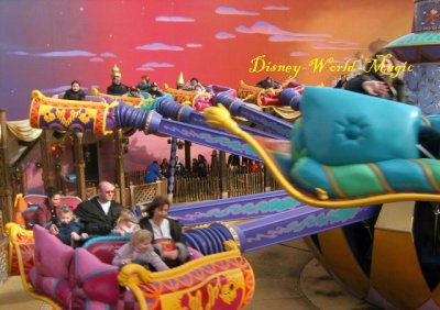 Les Tapis Volant Blog De Disney World Magic