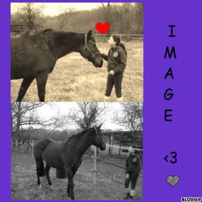Image & Maëline ... Une histoire d'amour !! <3