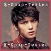 B-Kpop-Textes