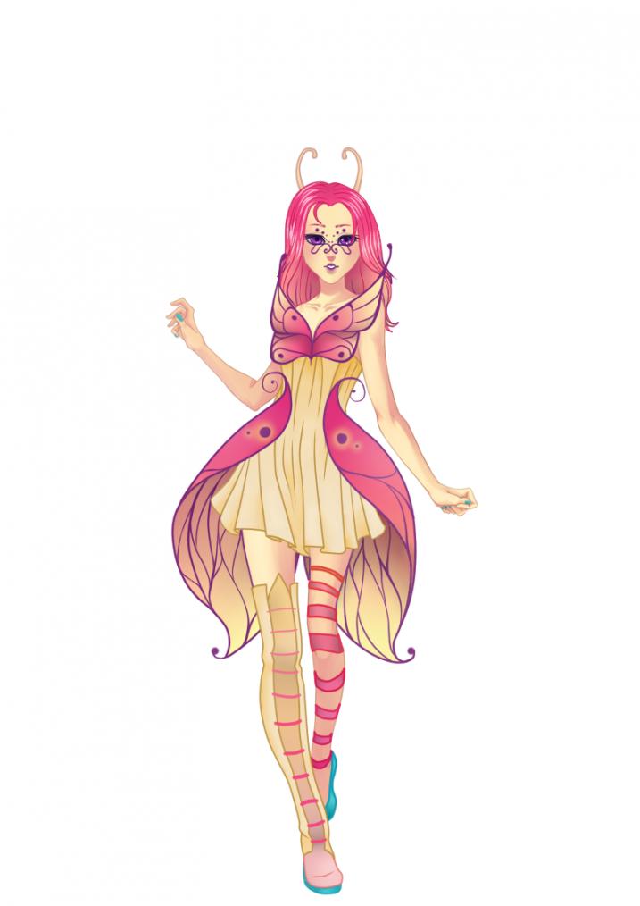Eldarya -Les tenues de Purriry ♥