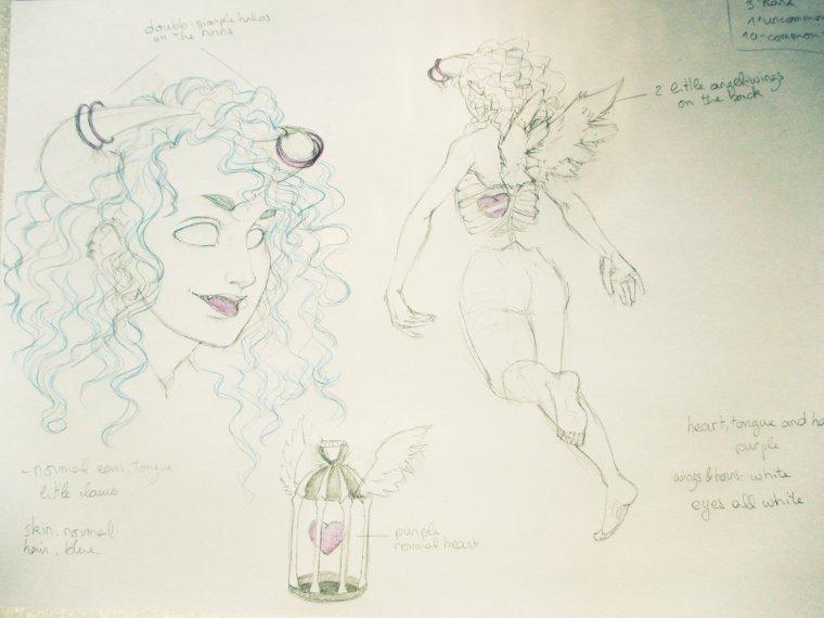 Pour le concours de Aeri-Arts : Muang [Fan art]