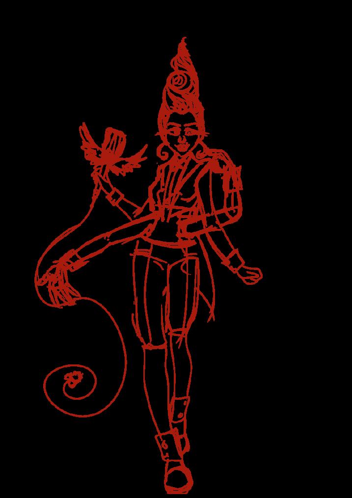 Eldarya -Mille et un fils aux tissus (wip)