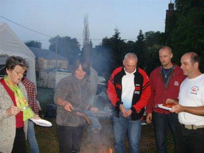 le Barbecue de Samedi
