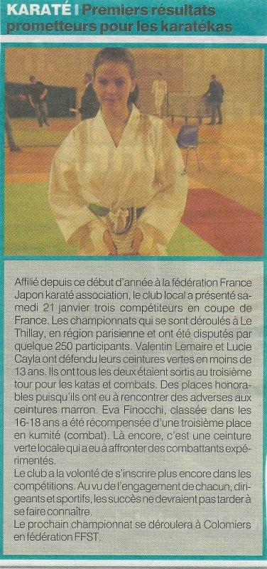 l'avenir de l'artois 22/02/2012