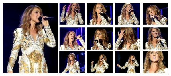 Céline Dion en Jamaïque en photos montages ....Un concert tout simplement Splendide à la hauteur de Céline ....perso j adore !