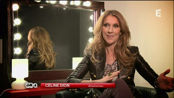 CD'Aujourd'hui Céline Dion Sans Attendre France2