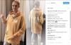 """Céline tjs au top mm en vêtement cool """"BAJA BAES"""" :)"""