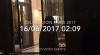 Céline est rentré a son hôtel à Paris cette nuit