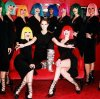 Céline Dion et les danseuses du Crazy Horse Paris hier soir ❤ + Repas au resto avec Pepe Muñoz