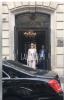 Départ de son hôtel à Paris Céline part pour son dernier concert en France  ... Nice