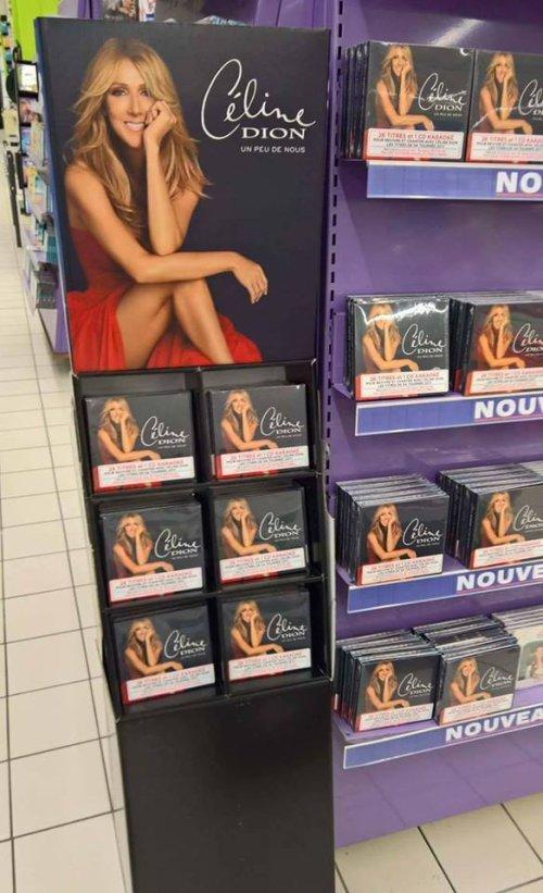 L'album 3 CD de Céline qui sort en juillet 2017